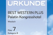 best-western-plus-palatin-urkunde-wohlfuehlhotels-2013