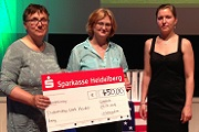 "2.000 € Spende durch Benefiz-Golfturnier ""PALATIN INVITATIONAL"" 2013!"