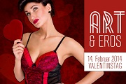 Art & Eros am Valentinstag