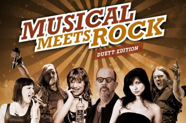 "Musical Meets Rock - ""Duett Edition"" mit Chris Thompson"