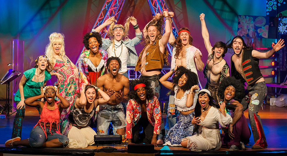 "The Company Theatre kicks off musical season with ""Hair"" and ..."