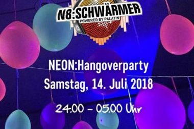 NEON:Hangoverparty
