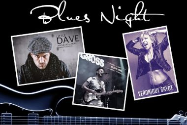 SWINGING WIWA 2018 - Blues Night