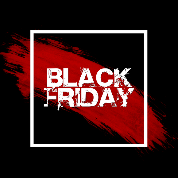 BLACK FRIDAY 2019 – 50% auf Ihr Ticket!